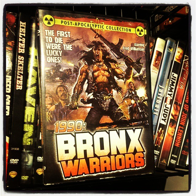 It's exactly how I remember that year. #Bronx #1990 #AccuratePredictions