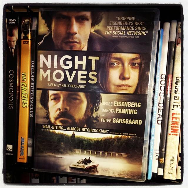 Possibly the best film based on a Bob Seger song. #WeFeltTheLightning