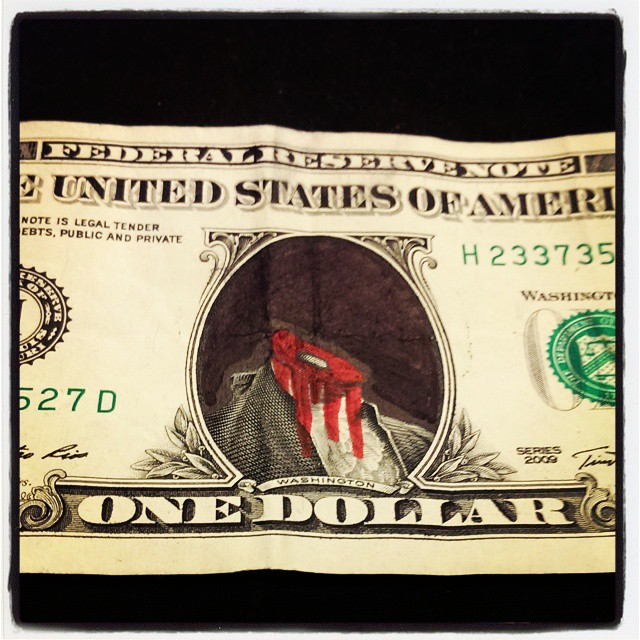 In the world of small business, even spooky dollars matter. #Spooky #GetMoney