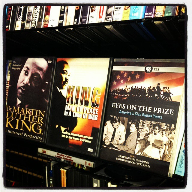 #HolidayFilms #MLKDay
