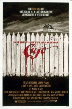 Cujo poster