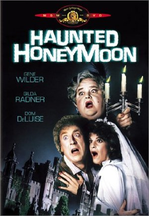 Haunted Honeymoon poster
