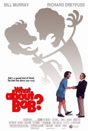 What About Bob? poster