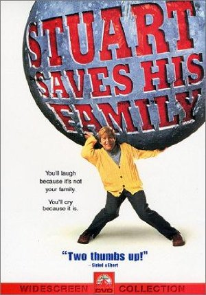 Stuart Saves His Family poster