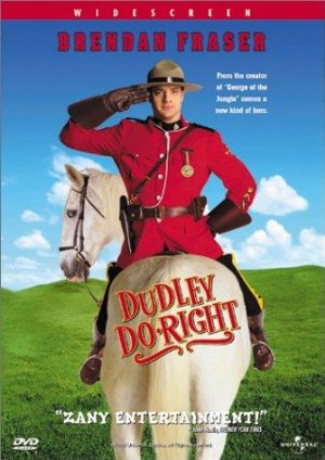 Dudley Do-Right poster