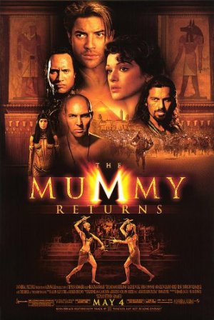 The Mummy Returns poster