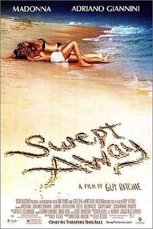 Swept Away poster