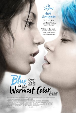 Blue Is the Warmest Color poster